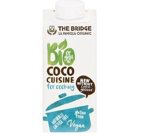 The Bridge BIO kókuszkrém főzéshez